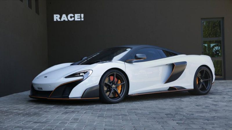 Mclaren 675LT Tuning RACE South Africa 1 Dezent   Mclaren 675LT vom Tuner RACE! South Africa