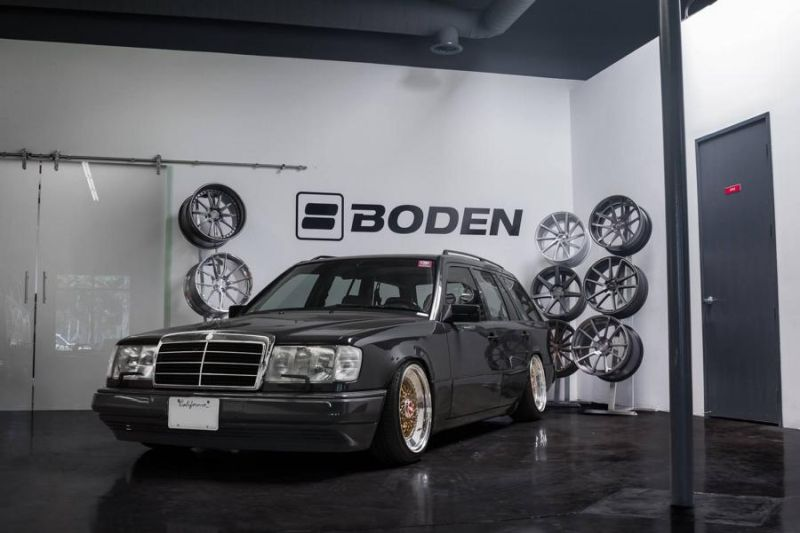 Mercedes benz 300te w124 boden autohaus bbs airride 5 for Boden autohaus x5