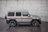 Mercedes Benz G Klasse SHAHIN Bi Color Edition 3 190x127 Mercedes Benz G Klasse SHAHIN Bi Color Edition