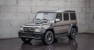 Mercedes Benz G Klasse SHAHIN Bi Color Edition 6 1 e1456400822189 310x165 Mercedes Benz G Klasse SHAHIN Bi Color Edition