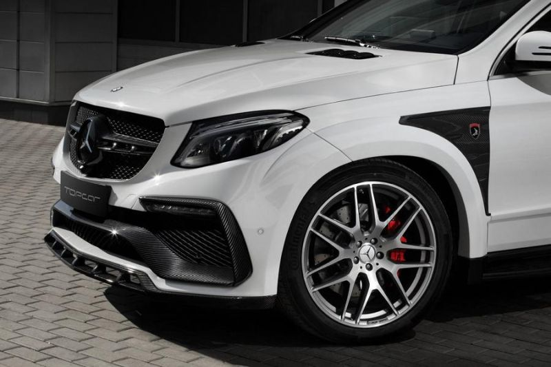 Mercedes-Benz GLE 63AMG Coupe Inferno Tuning TopCar 10