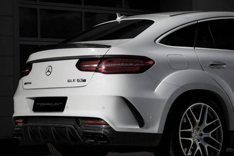 Mercedes-Benz GLE 63AMG Coupe Inferno Tuning TopCar 11