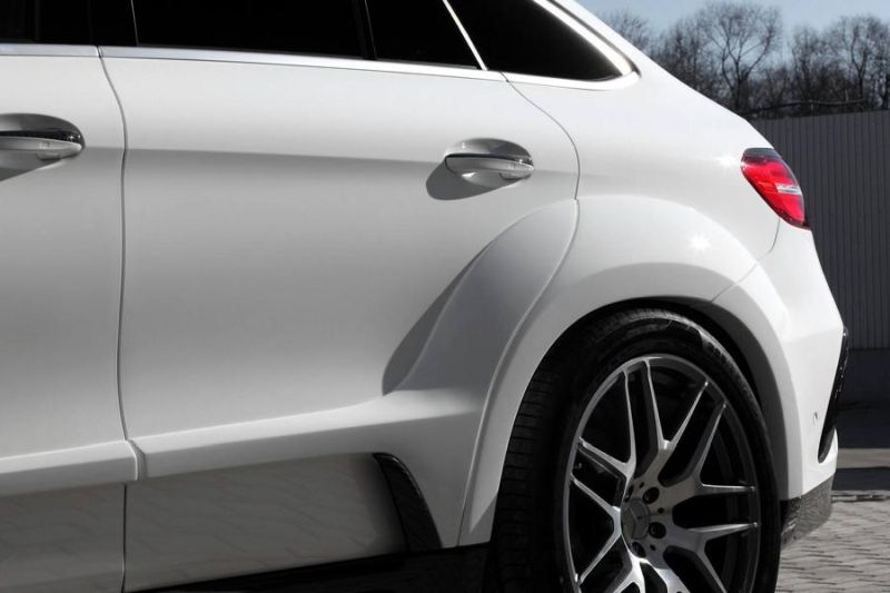 Mercedes-Benz GLE 63AMG Coupe Inferno Tuning TopCar 13