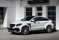 Mercedes Benz GLE 63AMG Coupe Inferno Tuning TopCar 2 190x127 Mercedes Benz GLE Coupe Inferno vom Tuner TopCar