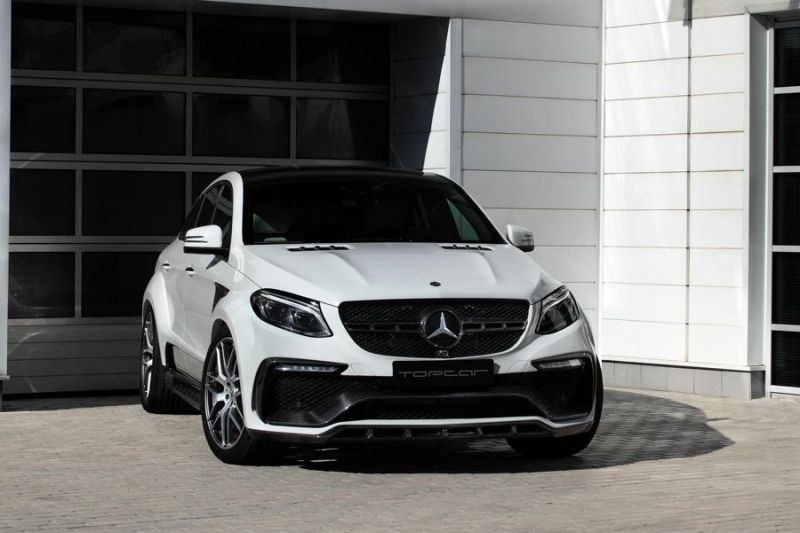 Mercedes-Benz GLE 63AMG Coupe Inferno Tuning TopCar 3