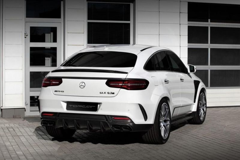 Mercedes-Benz GLE 63AMG Coupe Inferno Tuning TopCar 4