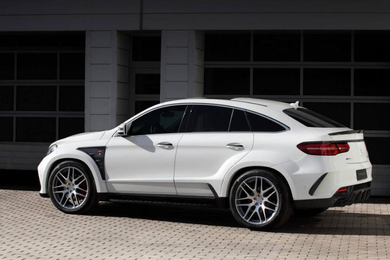 Mercedes-Benz GLE 63AMG Coupe Inferno Tuning TopCar 5