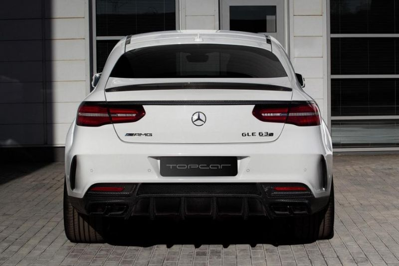 Mercedes-Benz GLE 63AMG Coupe Inferno Tuning TopCar 7