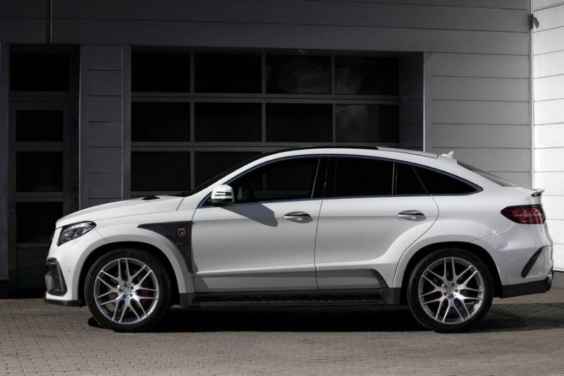 Mercedes-Benz GLE 63AMG Coupe Inferno Tuning TopCar 8