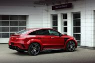 Mercedes Benz GLE Coupe 450 INFERNO TopCar Tuning 10 190x127 Mercedes Benz GLE Coupe Inferno vom Tuner TopCar