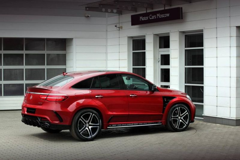 Mercedes-Benz GLE Coupe 450 INFERNO TopCar Tuning 10