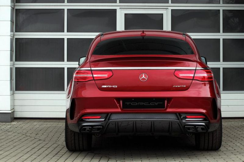 Mercedes-Benz GLE Coupe 450 INFERNO TopCar Tuning 11