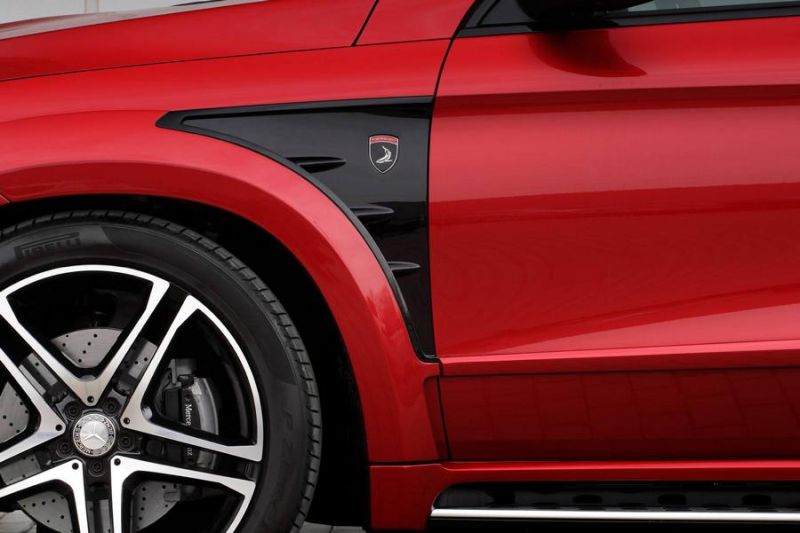 Mercedes-Benz GLE Coupe 450 INFERNO TopCar Tuning 13