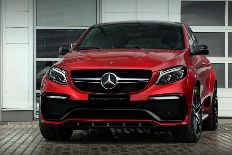 Mercedes-Benz GLE Coupe 450 INFERNO TopCar Tuning 2