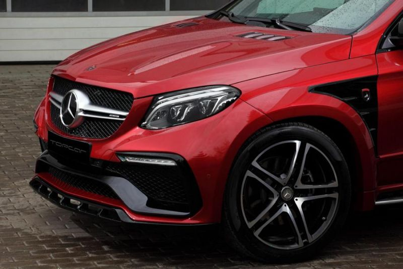 Mercedes-Benz GLE Coupe 450 INFERNO TopCar Tuning 4