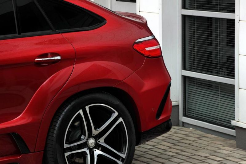 Mercedes-Benz GLE Coupe 450 INFERNO TopCar Tuning 5