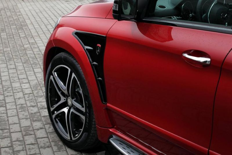Mercedes-Benz GLE Coupe 450 INFERNO TopCar Tuning 6