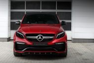 Mercedes Benz GLE Coupe 450 INFERNO TopCar Tuning 7 190x127 Mercedes Benz GLE Coupe Inferno vom Tuner TopCar