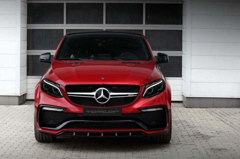 Mercedes-Benz GLE Coupe 450 INFERNO TopCar Tuning 7