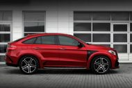 Mercedes Benz GLE Coupe 450 INFERNO TopCar Tuning 8 190x127 Mercedes Benz GLE Coupe Inferno vom Tuner TopCar