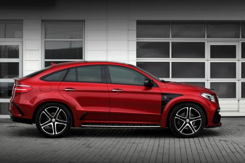 Mercedes-Benz GLE Coupe 450 INFERNO TopCar Tuning 8