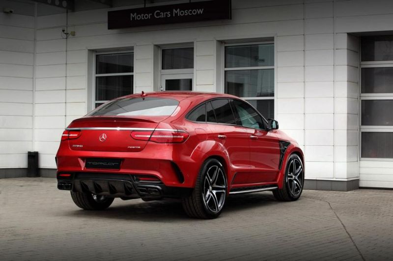 Mercedes-Benz GLE Coupe 450 INFERNO TopCar Tuning 9