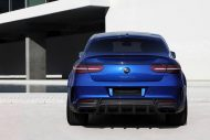 Mercedes Benz GLE Coupe C292 INFERNO Bodykit Tuning Blue Gem 1 190x127 Mercedes Benz GLE Coupe Inferno vom Tuner TopCar