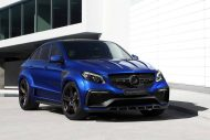 Mercedes Benz GLE Coupe C292 INFERNO Bodykit Tuning Blue Gem 10 190x127 Mercedes Benz GLE Coupe Inferno vom Tuner TopCar