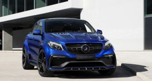Mercedes Benz GLE Coupe C292 INFERNO Bodykit Tuning Blue Gem 11 310x165 Mercedes Benz GLE Coupe Inferno vom Tuner TopCar