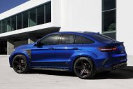 Mercedes Benz GLE Coupe C292 INFERNO Bodykit Tuning Blue Gem 2 190x127 Mercedes Benz GLE Coupe Inferno vom Tuner TopCar