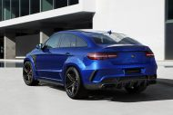 Mercedes Benz GLE Coupe C292 INFERNO Bodykit Tuning Blue Gem 3 190x127 Mercedes Benz GLE Coupe Inferno vom Tuner TopCar
