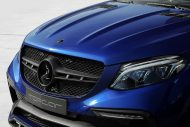 Mercedes Benz GLE Coupe C292 INFERNO Bodykit Tuning Blue Gem 4 190x127 Mercedes Benz GLE Coupe Inferno vom Tuner TopCar