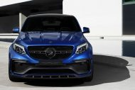 Mercedes Benz GLE Coupe C292 INFERNO Bodykit Tuning Blue Gem 5 190x127 Mercedes Benz GLE Coupe Inferno vom Tuner TopCar
