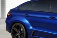 Mercedes Benz GLE Coupe C292 INFERNO Bodykit Tuning Blue Gem 6 190x127 Mercedes Benz GLE Coupe Inferno vom Tuner TopCar