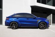 Mercedes Benz GLE Coupe C292 INFERNO Bodykit Tuning Blue Gem 7 190x127 Mercedes Benz GLE Coupe Inferno vom Tuner TopCar