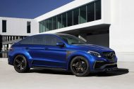 Mercedes Benz GLE Coupe C292 INFERNO Bodykit Tuning Blue Gem 9 190x127 Mercedes Benz GLE Coupe Inferno vom Tuner TopCar