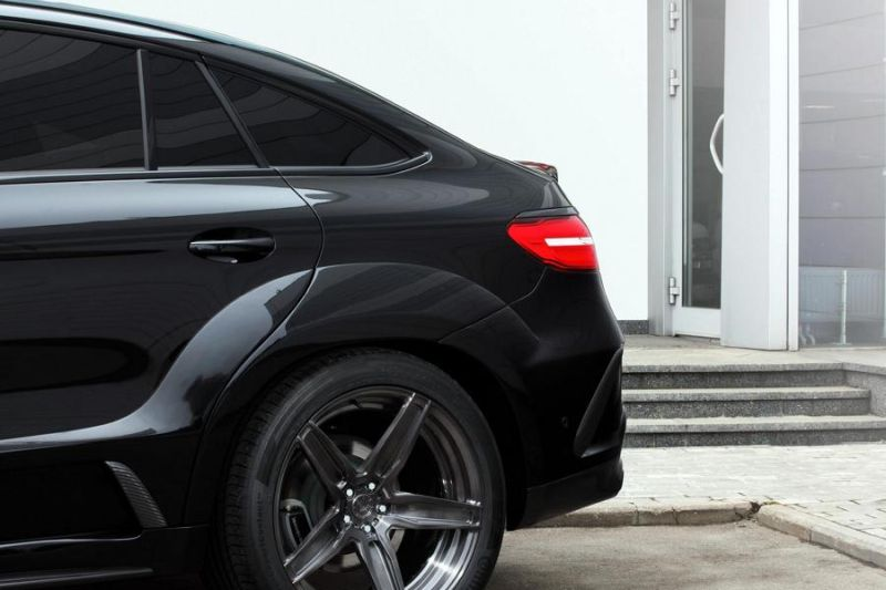 Mercedes-Benz GLE Coupe Inferno Tuner TopCar 1