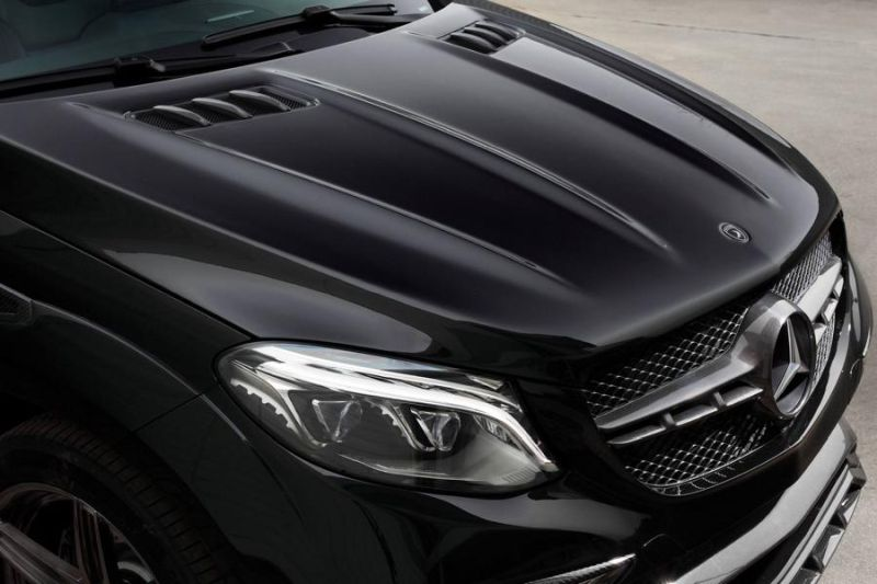 Mercedes-Benz GLE Coupe Inferno Tuner TopCar 2