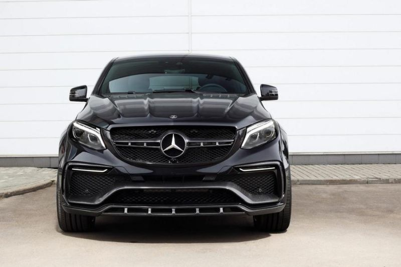 Mercedes-Benz GLE Coupe Inferno Tuner TopCar 4