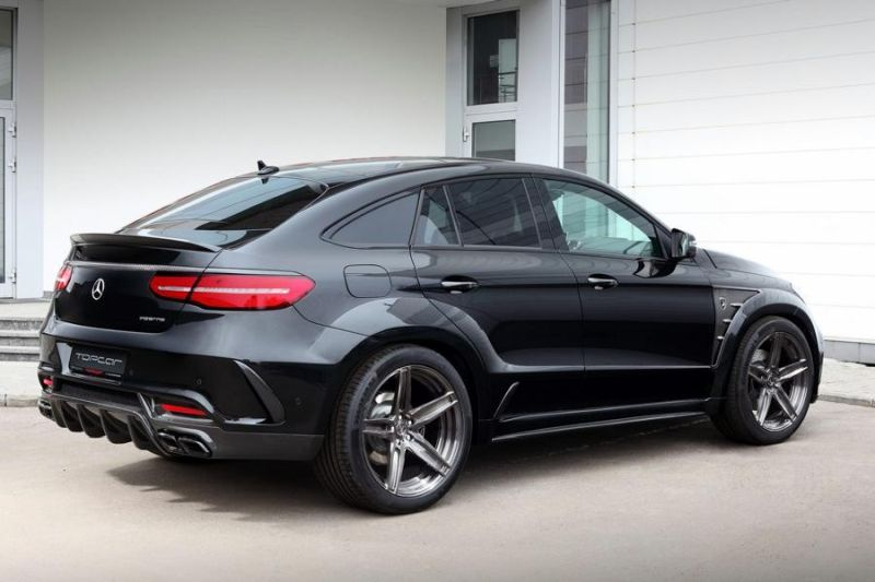 Mercedes-Benz GLE Coupe Inferno Tuner TopCar 5