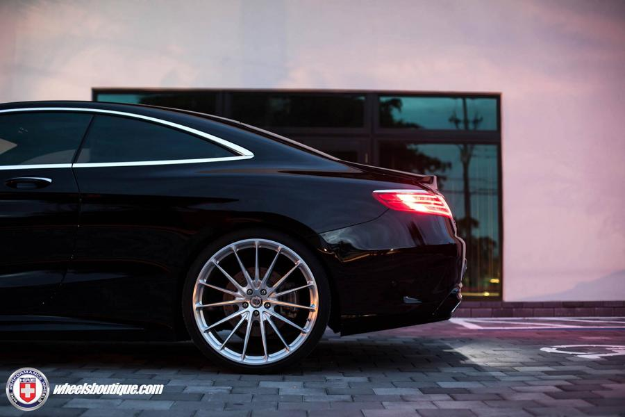Mercedes Benz S550 Tuning Wheels Boutique HRE‬ ‪‎P103 1 Sehr edel   Mercedes Benz S550 auf HRE‬ ‪‎P103 by WB