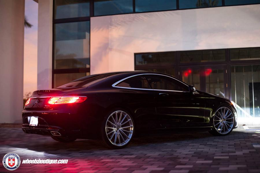 Mercedes Benz S550 Tuning Wheels Boutique HRE‬ ‪‎P103 3 Sehr edel   Mercedes Benz S550 auf HRE‬ ‪‎P103 by WB