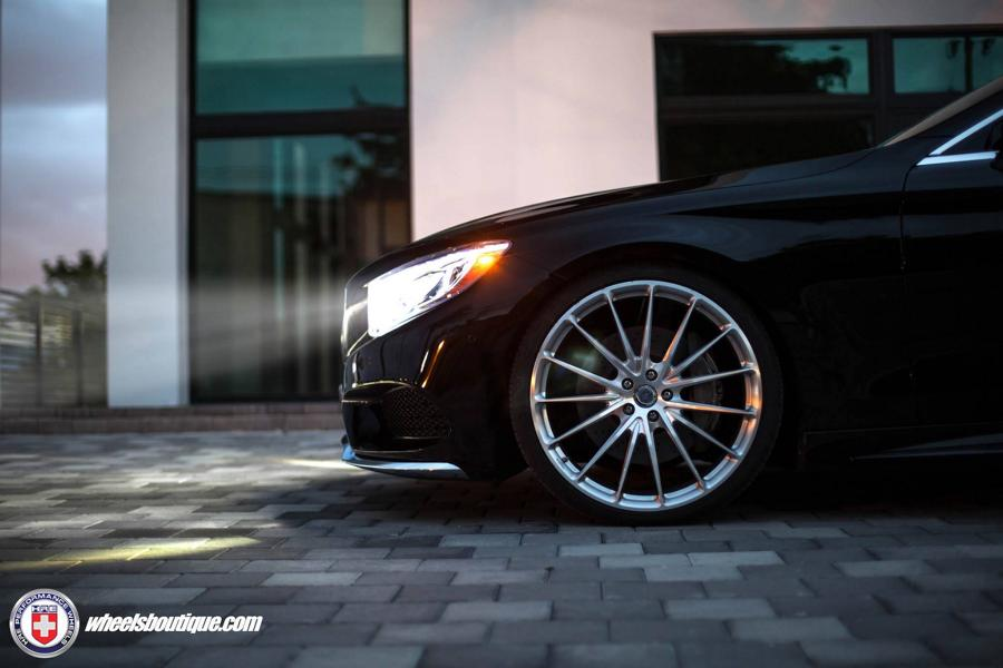 Mercedes Benz S550 Tuning Wheels Boutique HRE‬ ‪‎P103 4 Sehr edel   Mercedes Benz S550 auf HRE‬ ‪‎P103 by WB