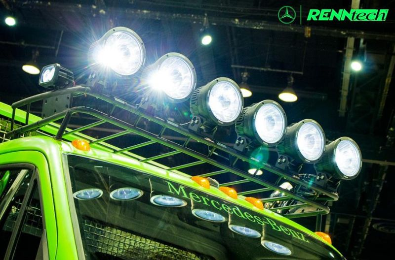 Mercedes Benz Sprinter Extreme Concept 7 RENNtech   Mercedes Benz Sprinter Extreme Concept