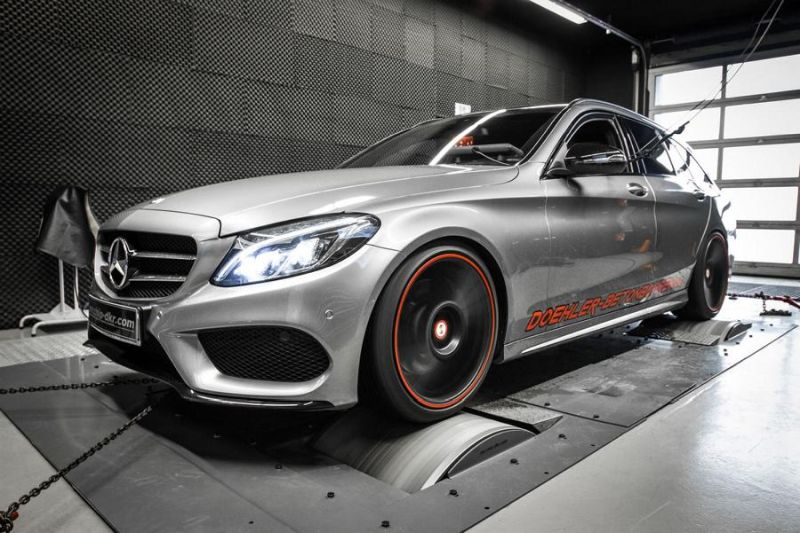 Mercedes C250 CDI 2.2l Bi Turbo W205 by Mcchip DKR Chiptuning 1 Mercedes C250 CDI 2.2l Bi Turbo W205 by Mcchip DKR