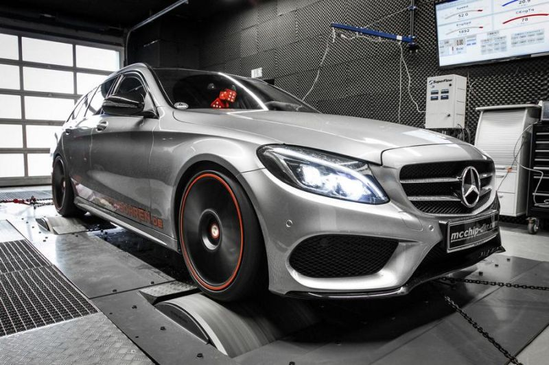 Mercedes C250 CDI 2.2l Bi Turbo W205 by Mcchip DKR Chiptuning 2 Mercedes C250 CDI 2.2l Bi Turbo W205 by Mcchip DKR