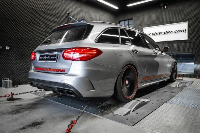 Mercedes C250 CDI 2.2l Bi Turbo W205 by Mcchip DKR Chiptuning 4 Mercedes C250 CDI 2.2l Bi Turbo W205 by Mcchip DKR