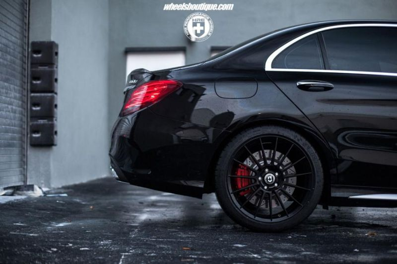 Mercedes C63 AMG S Wheels Boutique HRE FF15 Alufelgen 2 Nagelneu   Mercedes C63 AMG S by Wheels Boutique
