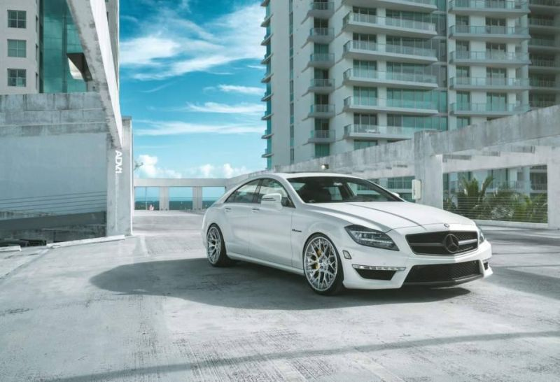 Mercedes CLS63 AMG ADV.1 Wheels ADV10.0 Tuning 1