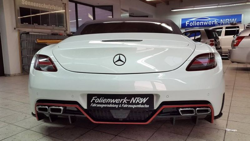 Mercedes SLS AMG PD900GT by Folienwerk-NRW Tuning 6